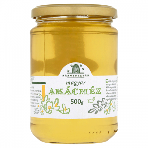 Aranynektár Hungarian Acacia Honey 500 g