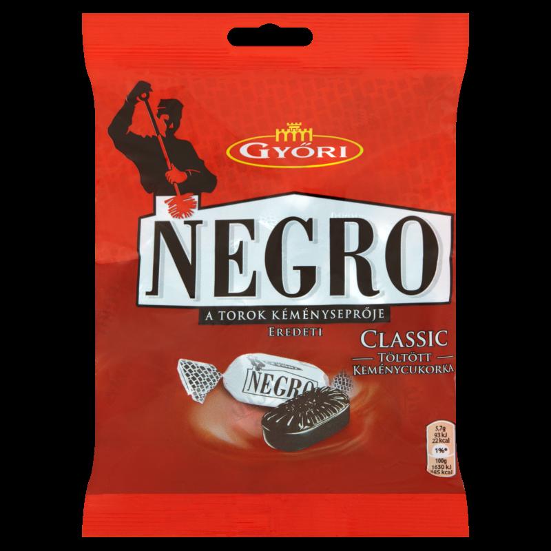 Győri Negro Filled Hard Candy 159 g Classic
