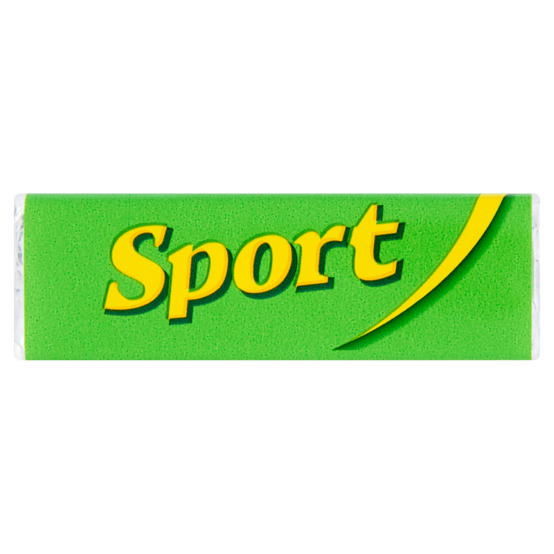 Sport Dark Chocolate Covered Rum Flavoured Cocoa Bar 25 g