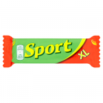Sport XL Dark Chocolate Covered Rum Flavoured Cocoa Bar 42 g