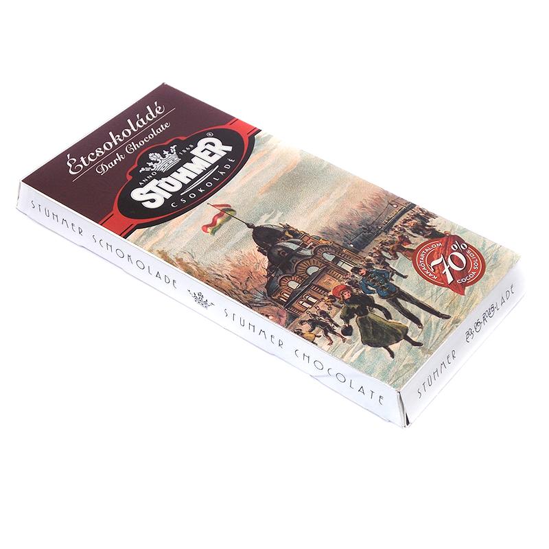 Stühmer Dark Chocolate 100 g 70% cocoa content
