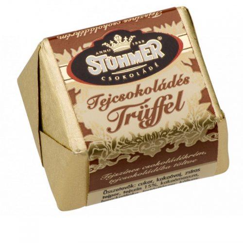 Stühmer Truffle Cube 16 g milk chocolate