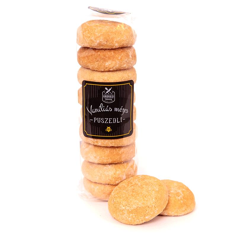 Andrási Gingerbread 200 g vanilla honey