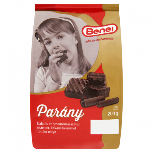Benei Chocolate Mini Wafers 200 g