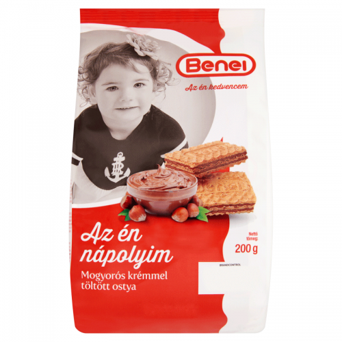 Benei Filled Wafer 200 g hazelnut
