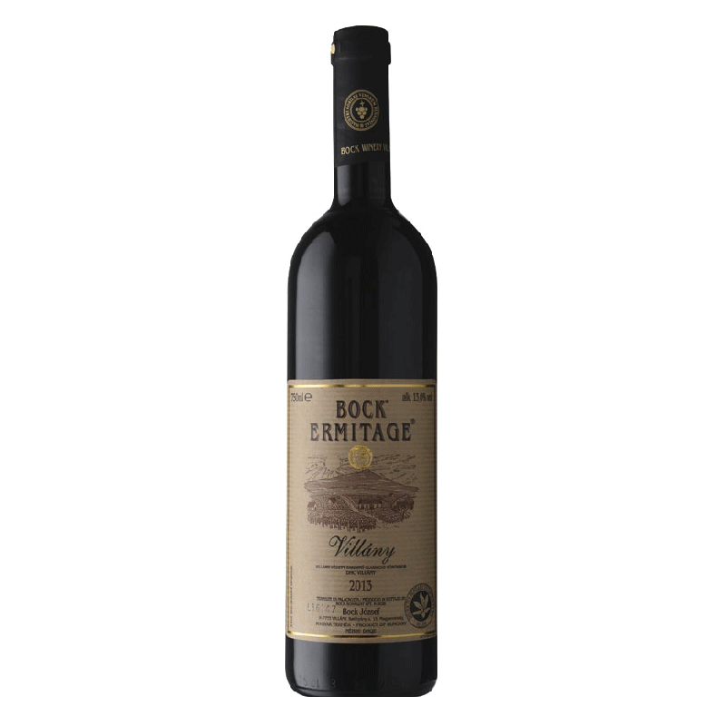 Bock Villányi Ermitage 0.75 l Dry Red Wine 2013