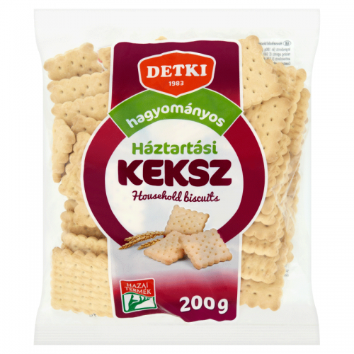 Detki Household Biscuits 200 g