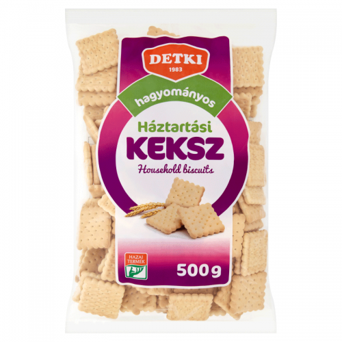 Detki Household Biscuits 500 g