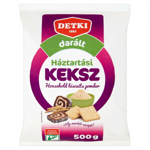 Detki Household Biscuits Powder 500 g