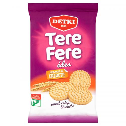 Detki Terefere Sweet Crispy Biscuits 180 g
