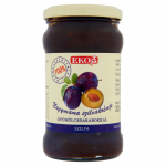 Eko Grandma's Cream 320 g plum with fruit pieces