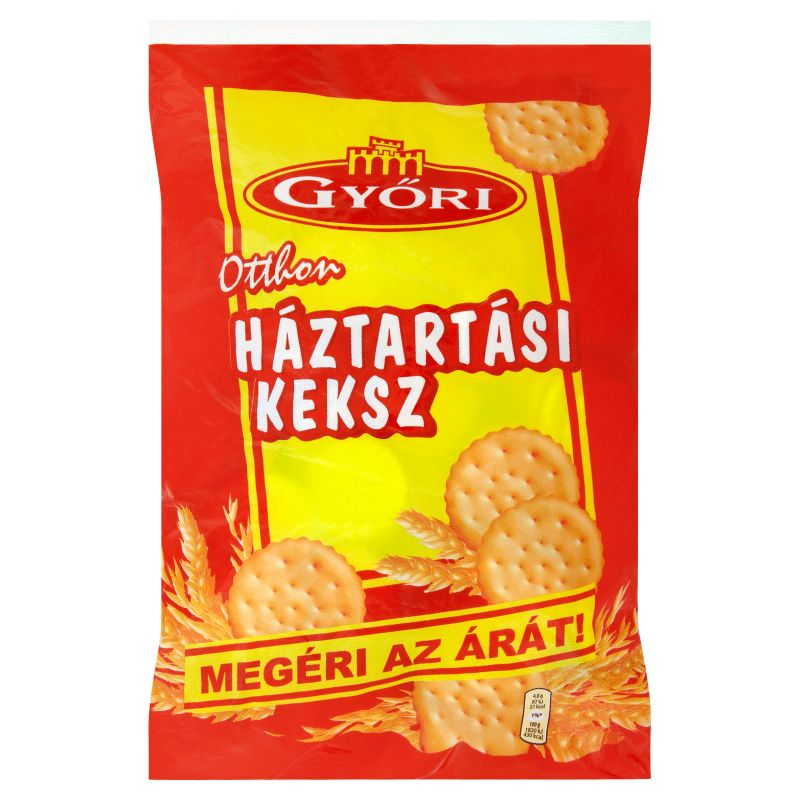 Győri Otthon Household Biscuits 800 g