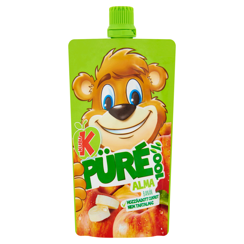 Kubu Apple Puree 100 g