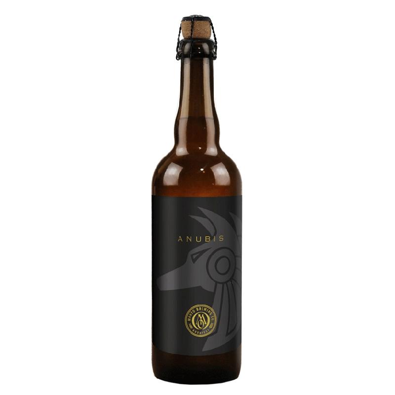 Monyo Brewing Anubis Bragott-type Hybrid Fermented Beer 750 ml bottle 9.2%