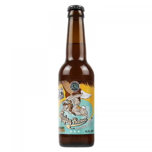 Monyo Brewing Flying Rabbit American IPA Beer 0.33 l bottle 6.5%