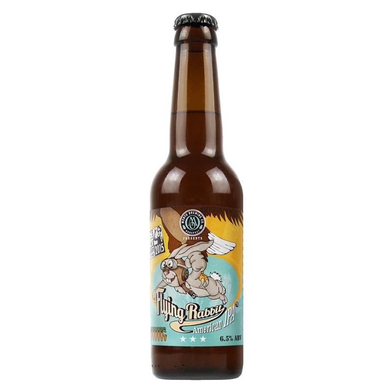 Monyo Brewing Flying Rabbit American IPA Beer 0.33 l bottle 6.5%
