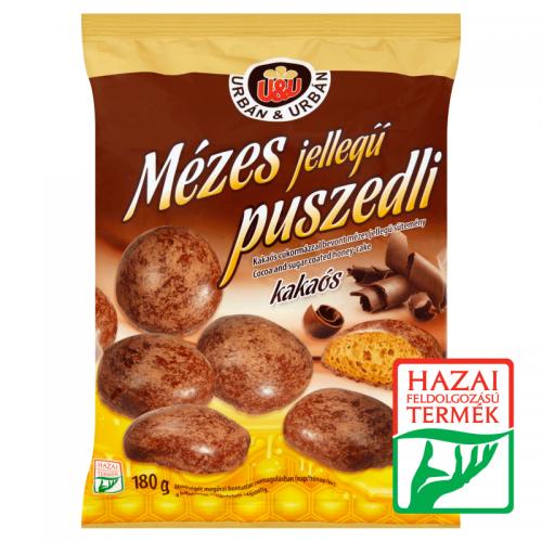 Urbán&Urbán Honey-like Gingerbread 180 g cocoa