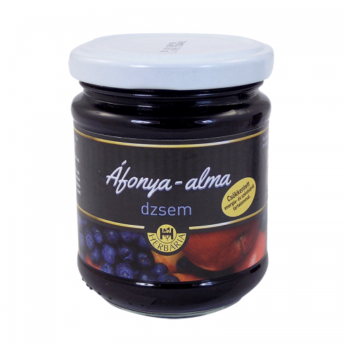 Herbária Blueberry-Apple Jam 200 g