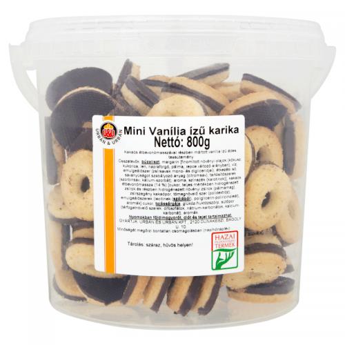 Urbán&Urbán Mini Vanilla Ring 800 g