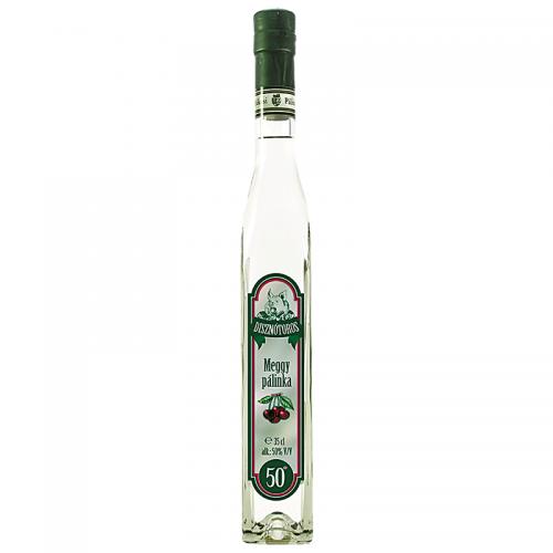Békési Disznótoros Sour Cherry Palinka 0.35 l 50%