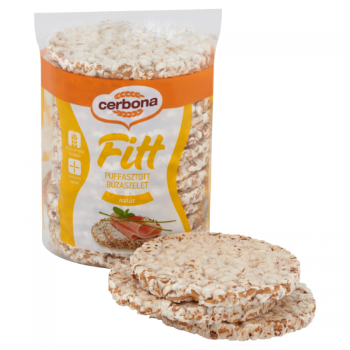 Cerbona Fitt Puffed Wheat 90 g
