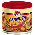 Kalifa Peanut 135 g chili, roasted, salted (in box)