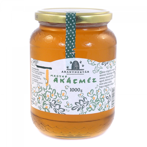 Aranynektár Hungarian Acacia Honey 1000 g