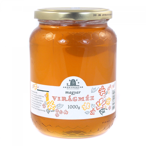 Aranynektár Hungarian Honey 1000 g