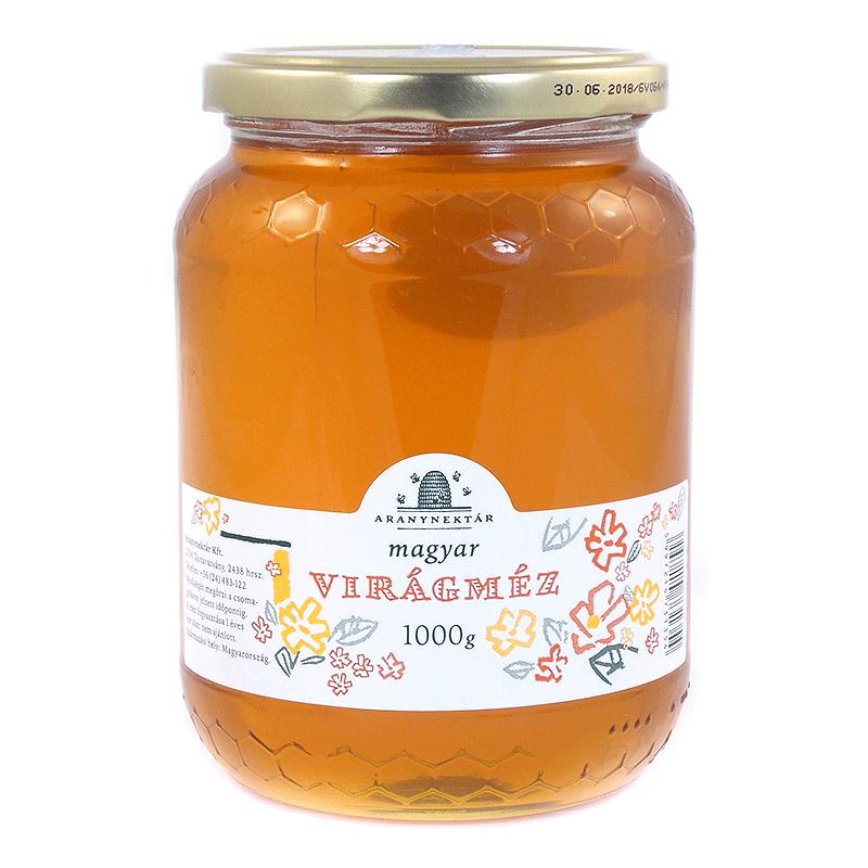 Aranynektár Hungarian Honey 1000 g