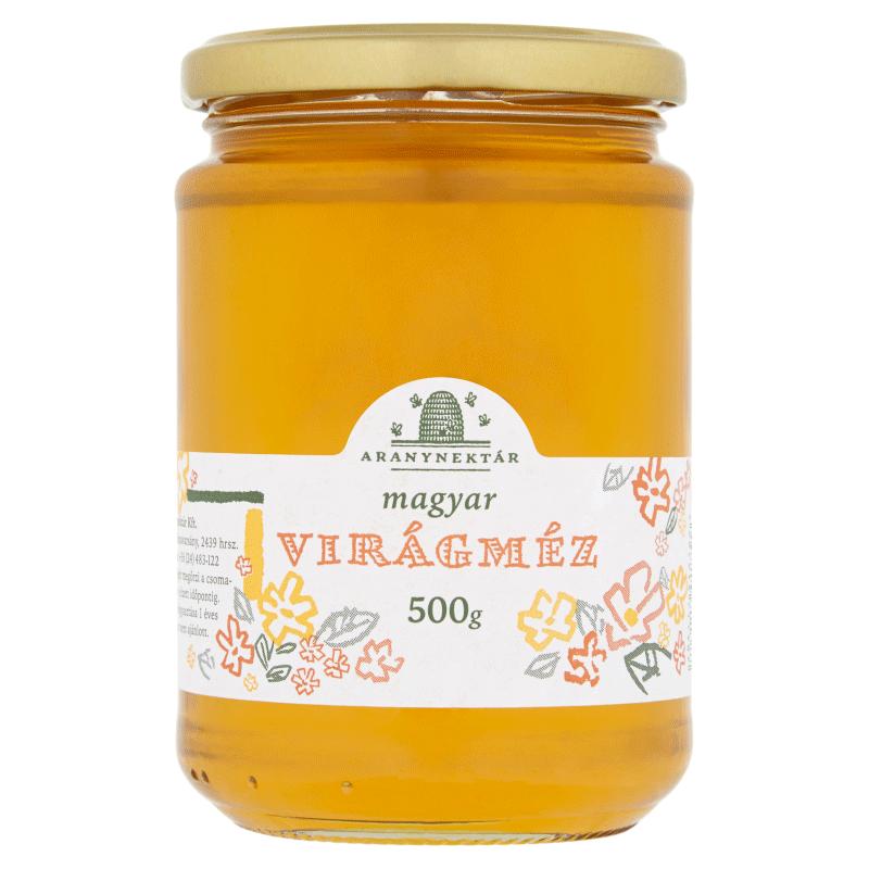 Aranynektár Hungarian Honey 500 g