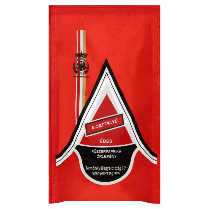 Kalocsai II. Class Sweet Ground Pepper 40 g