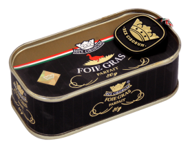 Rex Ciborum Foie Gras parfait with marinated liver 80 g